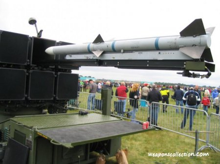 NASAMS (Norwegian Advanced Surface to Air Missile System) - становится еще мобильным