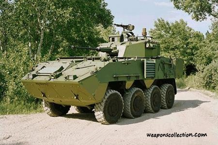 Версия  Army Technology - десять лучших бронетранспортеров