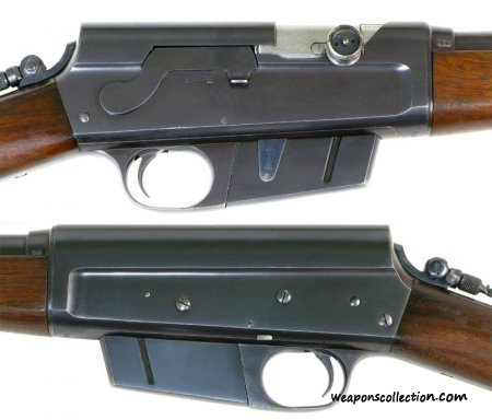 Самозарядная винтовка Remington Autoloading Rifle / Model 8 производства США